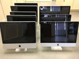 "Imac 20'-24"" All in One Desktop(C2D,i5/4G-8G/250G-500G/Webcam/wifi)start at $309!"