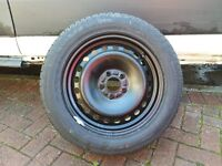 "Steel Wheel 16"" with Tyre (brand new)"