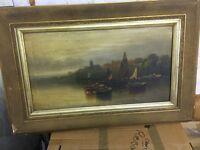 old oil paintings