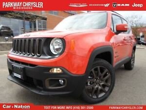2016 Jeep Renegade 75TH ANNIVERSARY|BRAND NEW| BEATS AUDIO| 4X4|