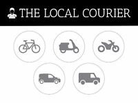 Bike & car couriers - Immediate start - Pay per job & pay per hour positions - Insurance required