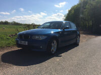 BMW 120d (Loads of extras)