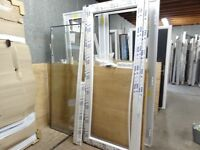UPVC White Tilt & Turn Window/Also on tilt can be Balcony side hung door (open-in)