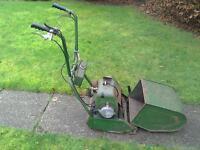 ATCO Petrol Motor Mower circa early 70's