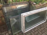 Double glazed window units - must go by Monday 25th June