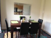 Double room available in a three bedroom house
