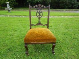 Old Cute Chair