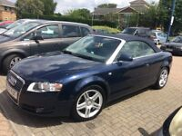 Audi A4 Cabriolet *ONLY SELLING BECAUSE I HAVE A COMPANY CAR - Perfect weather for a soft top