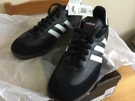 Adidas Brand new size 10 Sambas