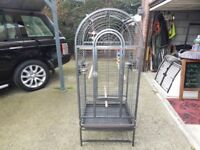 LARGE PARROT CAGE LOCAL DELIVERY POSSIBLE