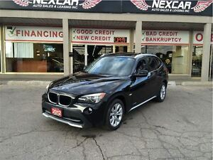 2012 BMW X1 AUT0 AWD LEATHER PANORAMIC ROOF 96K