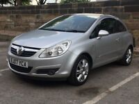 2007 VAUXHALL CORSA 1.4 DESIGN *3 DOOR * REQUIRE ATTENTION HENCE LOW PRICE * PART EX * DELIVERY *