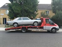CAR BIKE BREAKDOWN RECOVERY TRANSPORT TOW TRUCK SERVICES ACCIDENT JUMP STARTS FLAT TYRE AUCTION M40