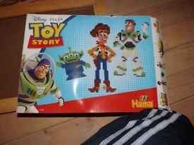 Toy Story Hama Beads Set - Great Item - Ideal for Christmas