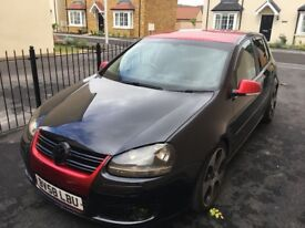 Vw golf gtd DSG 220 bhp