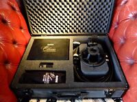 Rhode Classic II Valve Microphone // Including case, power supply, cradle etc