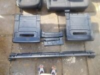 MERCEDES VITO W447 FRONT TWIN SEAT BRACKETS/BASES