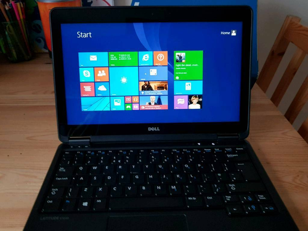Dell Latitude E7240 Ultrabook.