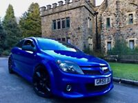 Vauxhall Astra H VXR Arden Blue,Rare Interior,Low Mileage,67k,Ronals