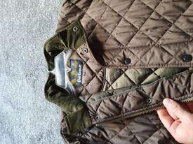 Barbour jacket size s