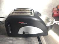 Tefal Toaster w/ hot plate to cook eggs on the side MUST GO SAT 17TH Only £5