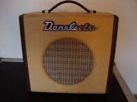 DANELECTRO NIFTY FIFTY GUITAR AMP