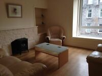 For Lease, fully-furnished two bedroom flat, Menzies Road, Torry, Aberdeen.
