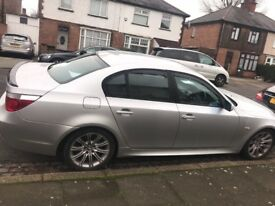 BMW 523i MSPORT 2005, automatic