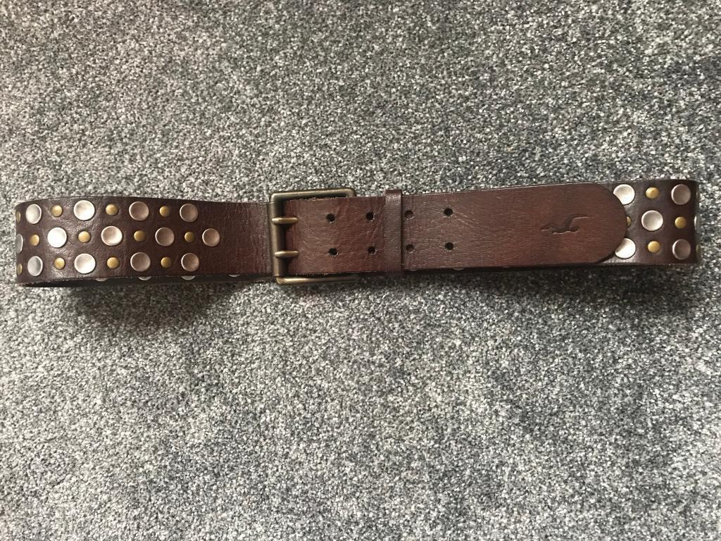 Ladies Hollister Belt