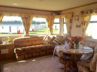 ***Cheap Static Caravan for SALE***12 Month Season***Picturesque Coastal Park,Eyemouth,Near Berwick