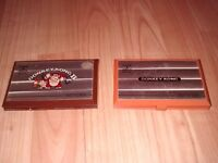 2 x game & watch - donkey kong / donkey kong 2