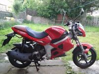gilera dna 180 reg as 125 4 stroke cash or swaps sold as seen