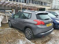 Peugeot 2008 1.6 e-HDi, Automatic, S/S - selling cheap