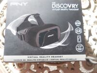 new the discovry virtual reality headset