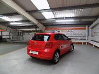Volkswagen Polo MATCH (red) 2017-03-02
