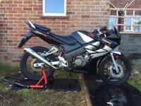 2005 Honda CBR125