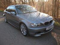 -DIESEL- 2005 BMW 320D 2.0 M-Sport, MOT September 2017, Full Service History