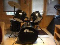 Tiger Drumkit 5-Piece