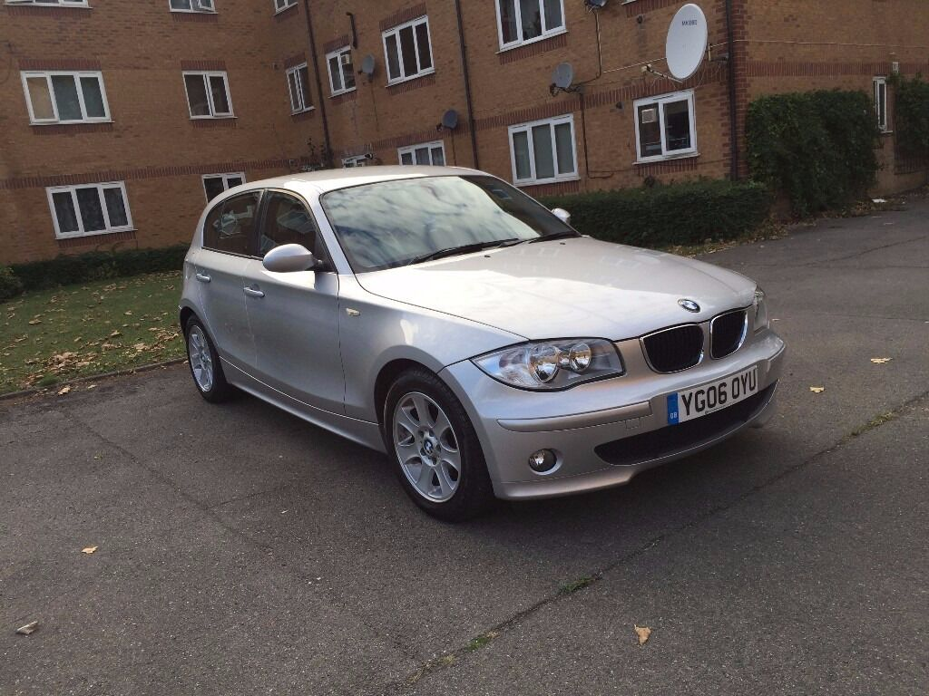 BMW 1 Series 2.0 120d 5dr. NOT 116 118 318 320 AUDI A3 A4 A5 VW GOLF MINI A CLASS