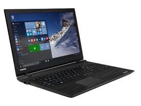 TOSHIBA SATELLITE/1TB HDD/4GB RAM/WINDOWS 10