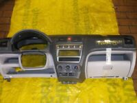 Left hand drive Europe type dashboard Kia Picanto & Airbag LHD conversion part 2004 - 2011