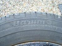 merc vito wheels and tyres