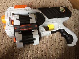 Children's Toy Gun With Soft Foam Pellets