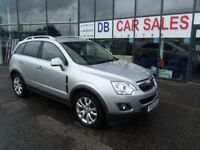 2012 61 VAUXHALL ANTARA 2.2 SE CDTI 5D 161 BHP**** GUARANTEED FINANCE **** PART EX WELCOME ****