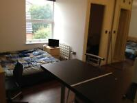 STUDENT - NEWLY FURNISHED STUDIO APARTMENT TO RENT ON LONDON ROAD INCLUSIVE OF BILLS