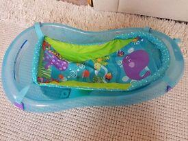 Fisher price baby bath 3 stage newborn to toddler