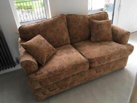 Sofa bed in pristine condition