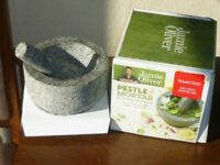'Jamie Oliver' Pestle and Mortar