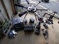 DJI Matrice 600 Pro + Ronin MX (Ready to fly package)
