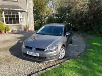 Volkswagen, GOLF, Hatchback, 2013, Manual, 1598 (cc), 5 doors